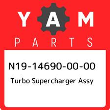 N19-14690-00-00 Yamaha Turbo supercharger assy N19146900000, New Genuine OEM Par