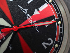 THE.AURORA.CLASSIC - RED - VOSTOK SECOND HAND WH.S-06-RR