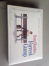 Forest Gump Tom Hanks 15th Anniversary 2-DVD Disc Box Of Chocolate Gift W Book