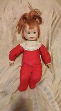 Vintage Baby Secret Doll Mattel creepy-cute