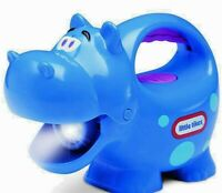 Animal Flash Light - Glow 'N' Speak Cow Dog Hippo Lion Camping Little Tikes New