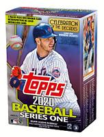 2020 Topps Series 1 Baseball Base Set & Inserts Singles Pick Card Build Set lot