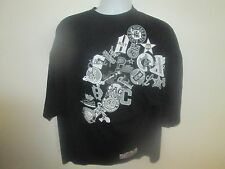 Nice Negro League Baseball Shirt -Baltimore Black Sox - Memphis RedSox - Size XL