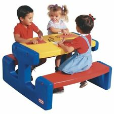 Little Tikes Plastic Tables & Chairs for Children