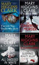 Under Suspicion Series Collection Set Books 1-4 by Mary Higgins Clark Brand New