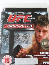 ufc on ps3 2009 great game hours of fun 15 rated