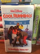 Walt Disney's VHS Movie: Cool Runnings, Exc Condition