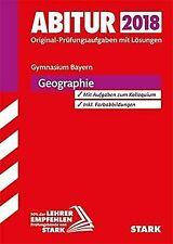 Abiturprüfung Bayern - Geographie | Buch | Zustand gut