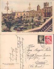 ISPICA,PIAZZA MARIA JOSE', ANIMATA ,BELLA E R@R@-SICILIA(RG)-FP/VG 47042