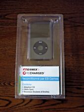 Refurbished Apple iPod Classic 160GB 7th Generation Black MC297C/A Scratches
