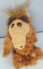 """rare vintage 1986 coleco 18"""" alf plushie stuffed animal doll great condition"""