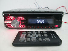 New ListingPioneer Deh-150Mp In-Dash Car Stereo Cd Mp3 Aux Input Radio Receiver W/Remote