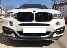 BMW X6 F16 M-PERFORMANCE FRONTANSATZ FRONTLIPPE SPOILER