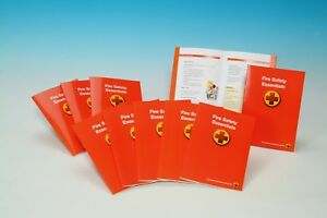 Fire Safety Books - (10 Pack)