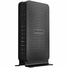 NETGEAR C3700-100NAR C3700-NAR DOCSIS 3.0 WiFi Cable Modem Router with N600 8x4