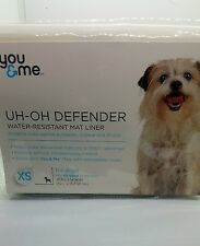 PET CRATE MAT WATER RESISTANT LINER  Size XS, Fits Mat 21.5 Inches In Length