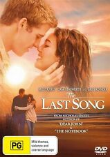 The Last Song (DVD) Region 4 Very Good Condition