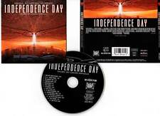 INDEPENDENCE DAY - Smith,Emmerich (CD BOF/OST) David Arnold 1995