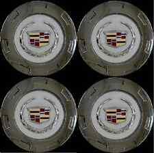 """2007-2013 CADILLAC ESCALADE COLORED CREST 22"""" WHEEL CENTER CAP 9596649"""