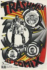 RARE EO SPAIN + RODRIGUEZ : TRASHMAN ( KESSELRING 1974 + SERVICE DE PRESSE )