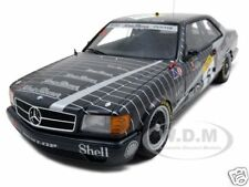 MERCEDES 500 SEC AMG RACE 1989 #6 1:18 DIECAST MODEL CAR BY AUTOART 88932