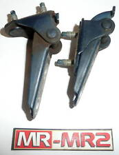 Toyota MR2 MK2 Boot Trunk Hinges 1991 Turbo Blue 8H3