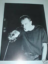 THE THE: Versus The World 1989 TOUR PROGRAMME **NEW**