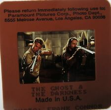 THE GHOST AND THE DARKNESS CAST Michael Douglas Val Kilmer John Kani  SLIDE 10