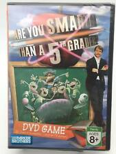 Are You Smarter Than a 5th Grader (DVD Game) Sealed! Brand New