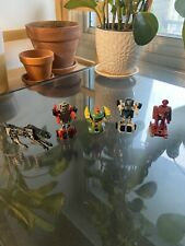 Transformers G1 Small Figure Lot Vintage
