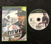 MVP Baseball 2003 — Cleaned/Tested! Fast Free Shipping! (Microsoft Xbox, 2003)