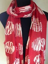 Spotted 100% Cotton Women's Scarves and Shawls