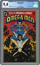 Omega Men #3 CGC 9.4 1983 2005534006 1st app. Lobo