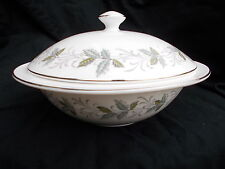 Tuscan RONDELEY Covered Vegetable Dish. Diameter 9 inches