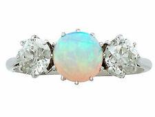 0.73 Ct. Diamond Ring in 18k White Gold