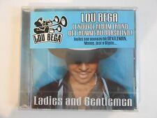 LOU BEGA : GENTLEMAN / MONEY / JUST A GIGOLO ...  || CD NEUF ! PORT 0€