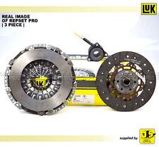 Genuine LUK REPSET PRO 3PC CLUTCH KIT PER AUDI A3 Q3 TT VW SEAT SKODA 624373133