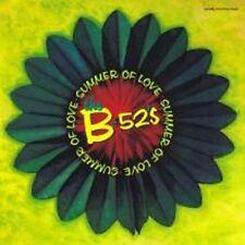 El B-52's - el verano del amor-Ep De Vinilo Rojo Nuevo