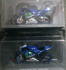 Lot 2 motos GP2015 - Valentino Rossi - Yamaha YZR-M1-1/18- neuf -