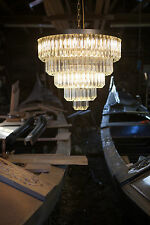 Murano Crystal Cake Chandelier