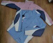 Girls Ski Jacket Dare2Be Snow skiing Blue /  Pink Ages 3-4 / 9-10 / 10-11 BNWT
