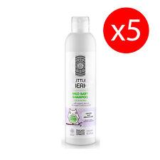 Pack 5 Stk. Shampoo weich Baby 250 ml NATURA SIBERICA KROUS