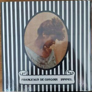 LOTTO 11 LP FRANCESCO DE GREGORI -  VINILE180 GR NUOVO - COPERTINA SEGNATA