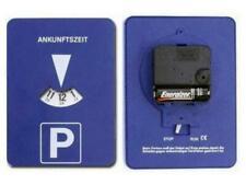 Disque de stationnement a horloge automatique