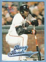 Barry Bonds 2004 Fleer Ultra #95 San Francisco Giants