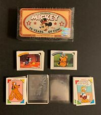 Disney & Mickey Mouse Card Sets • Nm-Mt • 1991 Impel Complete with 2 holograms