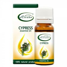 RIVANA Cypress Essential Oil 100 % Natural Product Removes Nervous Tension -10ml