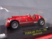 Ferrari Collection F1 275 1950 Alberto 1/43 Scale Mini Car Display Diecast 37