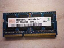 HYNIX RAM 2GB 1Rx8 PC3 10600S