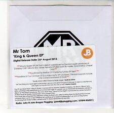 (EN163) Mr Tom, King & Queen - 2013 DJ CD